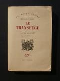 Le transfuge - Gallimard - 22/12/1955
