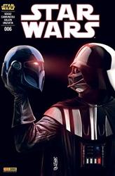 Star Wars n°6 (Couverture 1/2) de Kieron Gillen