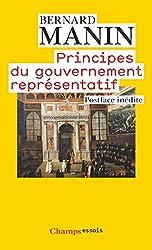 Principes du gouvernement représentatif de Bernard Manin