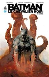 Batman Le Chevalier Noir Tome 4 de Hurwitz Gregg