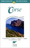 La corse - Le littoral corse en 6 itinéraires naturalistes