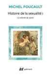 Histoire de la sexualité (Tome 1) - La volonté de savoir - Format Kindle - 10,99 €