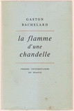 Flamme d'une chandelle (la) - Presses Universitaires de France - PUF - 12/07/1985