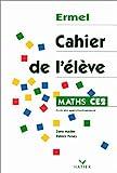 MATHS CE2 - Cahier de l'élève by Dany Madier (1990-01-01) - Hatier - 01/01/1990