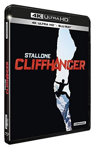 Cliffhanger-Traque au Sommet [4K Ultra HD + Blu-Ray]