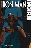 Iron Man Noir T01 - La quête du coeur
