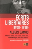 Ecrits libertaires (1948-1960)