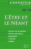 Fiche de lecture L'Être et le Néant de Jean-Paul Sartre (Analyse philosophique de référence et résumé complet)