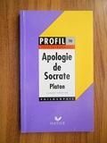 Apologie De Socrate - Hatier - 27/05/1994
