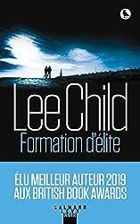 Formation d'élite de Lee Child
