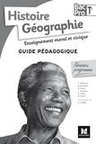Histoire-Géographie-EMC - Tle BAC PRO - Guide pédagogique - Foucher - 04/07/2016