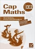 Cap Maths CE2 éd. 2011 - Matériel photocopiable (versions manuel et fichier) de Dany Madier,Georges Combier,Roland Charnay ( 15 juillet 2011 ) - Hatier (15 juillet 2011) - 15/07/2011