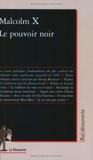 Le pouvoir noir - La Découverte - 07/03/2002