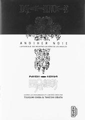 Death note roman 1 - Another Note - Tome 1 de Tsugumi Ohba