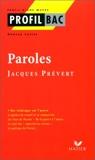 Paroles de Jacques Prévert