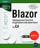 Blazor - Développement Front End d'applications web dynamiques en C#
