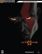 God of War II Limited Edition Strategy Guide de BradyGames