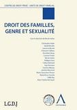 Droit des familles, genre et sexualité