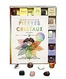 Coffret Le pouvoir des pierres et des cristaux Nouvelle édition - Tous les conseils bien-être pour utiliser les pierres au quotidien