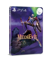 Steelbook Medievil pour PS4 - Exclusivité Amazon