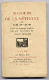 Relié - Discours de la méthode - Relié
