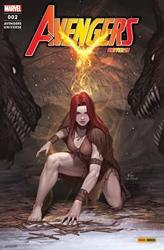 Avengers Universe N°02 de Dale Keown