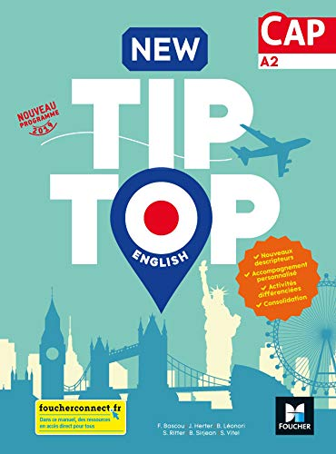 NEW TIP TOP English CAP Éd. 2019
