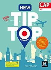 NEW TIP TOP English CAP Éd. 2019 - Manuel élève de Béatrice Léonori