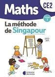 Méthode de Singapour CE2 (2021) - Fichier de l'élève 1 - Fichier de l'élève 1 (2021)