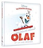 DISNEY BABY - Mes premières histoires - Olaf et la luge magique