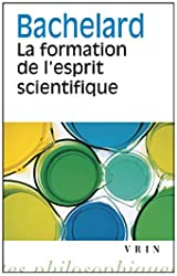 La formation de l'esprit scientifique de Gaston Bachelard