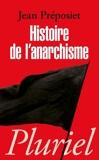 Histoire de l'anarchisme