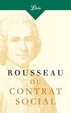 Du contrat social - Ou Principes du droit politique - Format Kindle - 1,99 €
