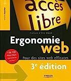 Ergonomie web - Pour des sites web efficaces
