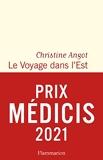 Le Voyage dans l'Est - Prix Médicis 2021