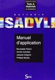 Isadyle - Manuel théorique: Batterie de tests (2010)