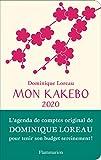 Mon Kakebo 2020 - Agenda de comptes pour tenir son budget sereinement - FLAMMARION - 28/08/2019