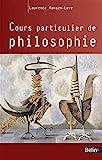 Cours particulier de philosophie - Belin - 17/11/2006