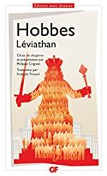 Léviathan - Chapitres X-XVIII et XXI de Thomas Hobbes