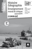 Les Nouveaux Cahiers - Histoire-Géographie-EMC - Tle BAC PRO - Corrigé by Laurent Blanès (2016-04-21) - Foucher - 21/04/2016