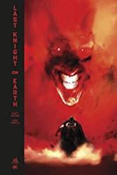 Edition Luxe - Batman - Last Knight on Earth de Snyder Scott