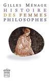Histoires des femmes philosophes