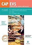 CAP EVS 1re année - Option A : Produits alimentaires