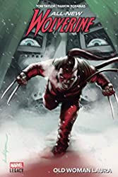All-New Wolverine Tome 2 - Old Woman Laura de Ramon Rosanas