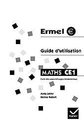 Ermel Maths CE1 - Guide utilisation 2001 d'A. Jabier