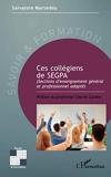 Ces collégiens de SEGPA - (Sections d'enseignement général et professionnel adapté)