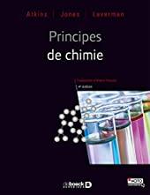 Principes de chimie (2017) de Peter William Atkins