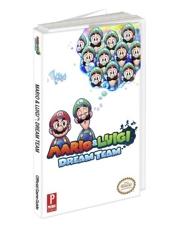 Mario & Luigi - Dream Team: Prima Official Game Guide de David Knight