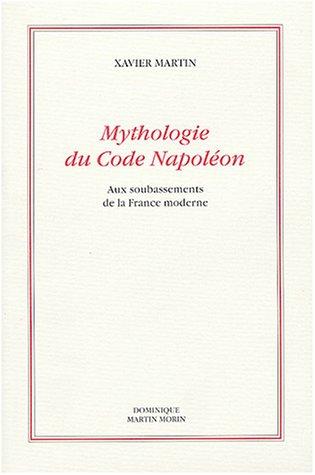 Mythologie du Code Napoleon