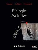 Biologie évolutive (2016)